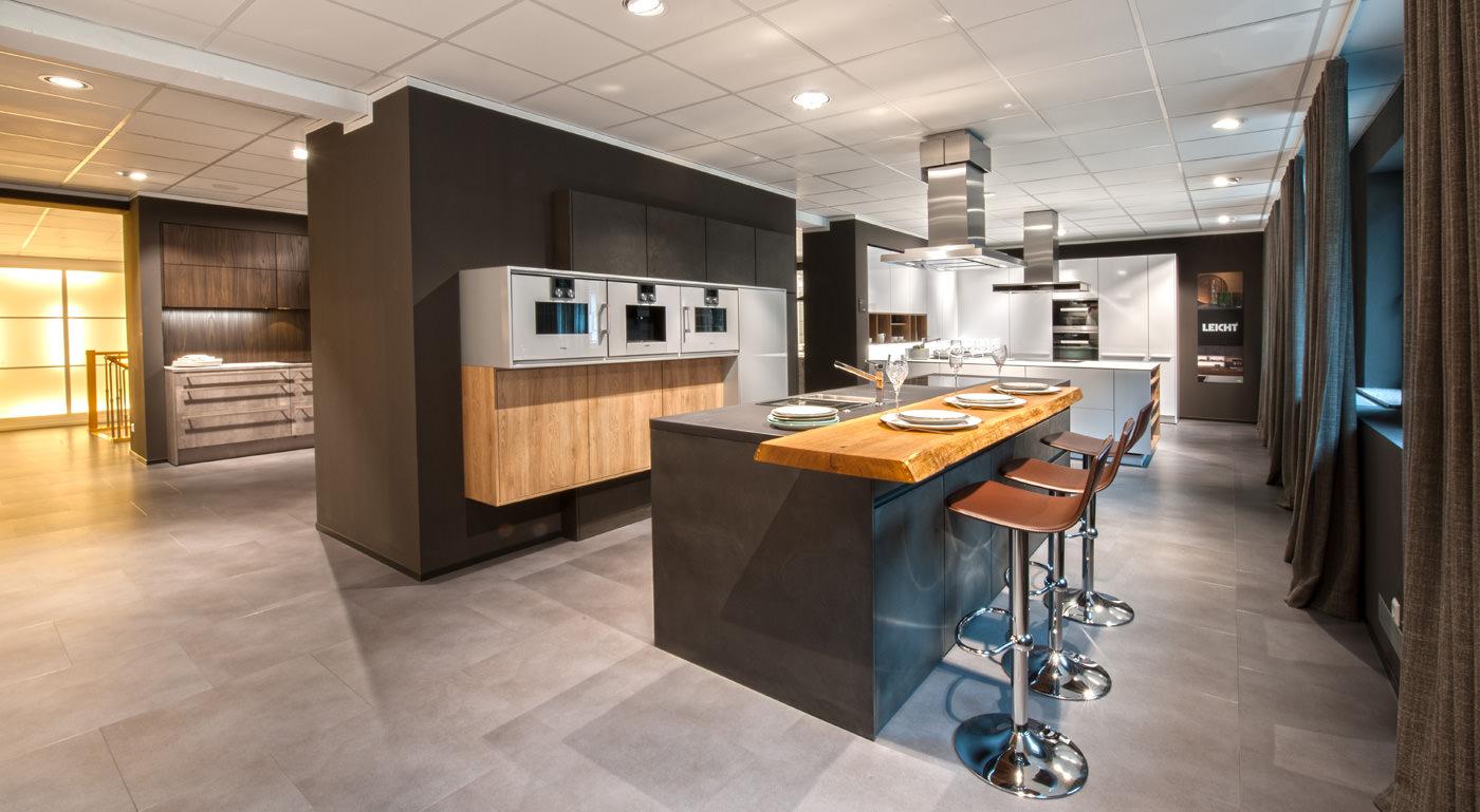 Küchenausstellung von Küchenatelier K+S